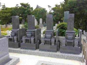 名古屋市 民間墓地