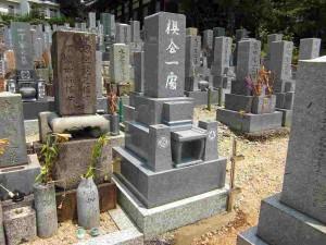 名古屋市寺院墓地