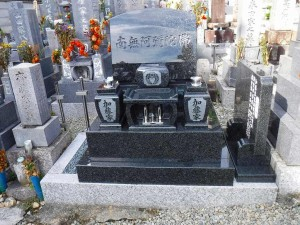 名古屋市昭和区 寺院墓地