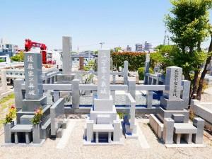 墓石 神道型